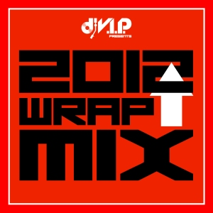 2012 Wrap Up Mix Front Artwork