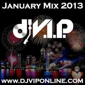 January Mix 2013 Artwork