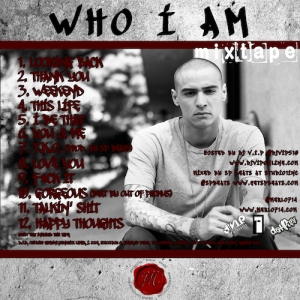 Who I Am Back Artwork