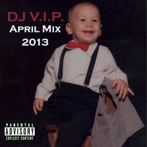 April Mix 2013 Artwork