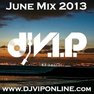June Mix 2013 Artwork